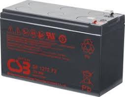 <b>GP1272</b> F2 (<b>28W</b>), Аккумулятор свинцовый 12В-7.2АчВ 151х65х94