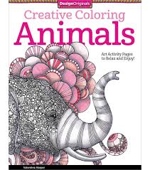 adult coloring books coloring books for adults jo ann adult coloring book creative coloring animals