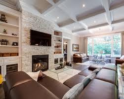 wall decor ideas family room  eaafdd  w h b p traditional family room
