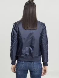 Куртка Ladies Basic Bomber Jacket <b>URBAN CLASSICS</b> 13576411 ...