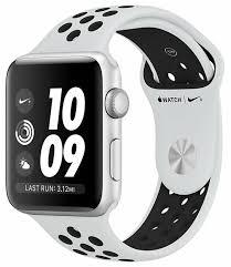 <b>Часы Apple Watch</b> Series 3 42mm Aluminum Case with <b>Nike</b> Sport ...