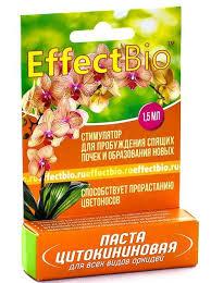 <b>Цитокининовая паста EffectBio</b> для всех видов орхидей, 1,5мл