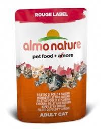 Влажный корм <b>Almo Nature Rouge</b> Label Holistic для кошек ...