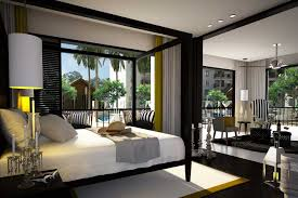 futuristic master bedroom ideas open living space for small house designs and classic dark wooden canopy bedroom design ideas dark