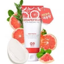 <b>Пилинг</b>-<b>гель</b> с экстрактом грейпфрута Berrisom Grapefruit Vita ...