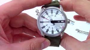 <b>Часы Diesel DZ1781</b> - видео обзор от PresidentWatches.Ru ...
