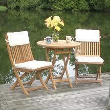 sailor teak bistro set brazilian wood furniture