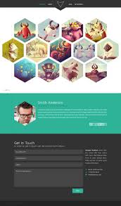 best ideas about portfolio template web psd web templates can be found everywhere on the internet most of them are ugly some of them look nice but rarely will you anything great
