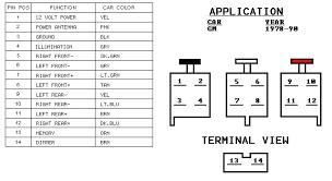 2000 gm radio wiring diagrams 2000 wiring diagrams online