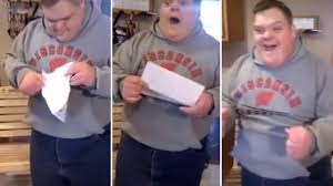 student down syndrome gets accepted in college wow amazing scroll down for video