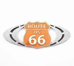 compare prices on edit logo online shopping buy low price edit route us 66 logo memorial edition metal sticker decal door fender emblem badge shipping