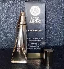 <b>Natura Siberica</b> Caviar Gold Skincare.   Gold skincare, Caviar, Skin ...