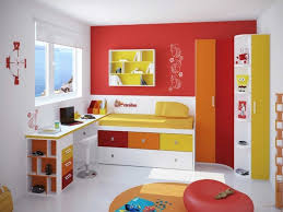 awesome grey brown wood glass modern design boys room paint ideas white orange yellow small kids awesome modern kids desks 2 unique kids