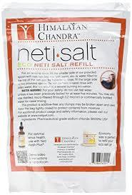 Himalayan Chandra <b>Neti</b> Pot <b>Salt</b> Bag, 1.5 Pound: Amazon.co.uk ...