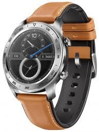 <b>Часы Honor Watch Magic</b> B19V с кожаным ремешком Silver - цена ...