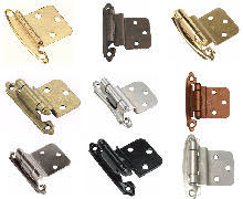 semi concealed cabinet hinges awesome types cabinet