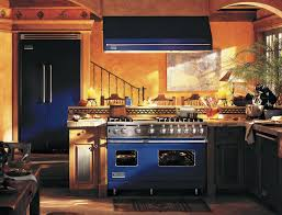Colored Kitchen Appliances Viking Lets You Personalize Your Kitchen With Color Friedmans