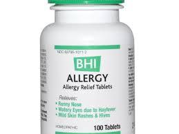 MediNatura, <b>BHI</b>, средство от аллергии, 100 <b>таблеток</b> купить в ...