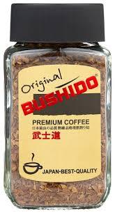 <b>Кофе растворимый Bushido</b> Original, стеклянная банка — купить ...