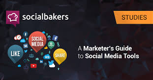 A Marketer's Guide to Social Media Tools | Socialbakers