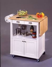 leaf kitchen cart: gallery of drop leaf kitchen cart