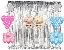 Themez Only Balloon Junction <b>Baby</b> Shower Decoration Combo - 7 ...