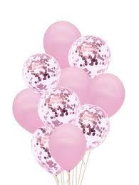 <b>12inches Round</b> Balloon <b>5pcs</b> & Sequin Balloon <b>5pcs</b> | Christmas ...