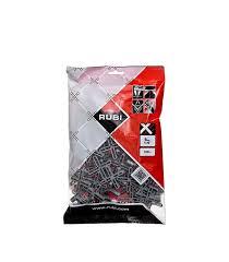 <b>Крестики</b> для плитки Rubi <b>6</b> мм (100 шт.) — купить в Петровиче в ...