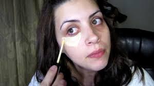 affordable concealer tutorial for dark circles deep set eyes