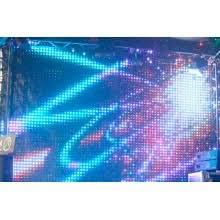 <b>Светодиодный занавес</b> - купить LED видео занавес для сцены ...