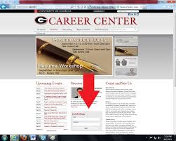 preparing for the career fair using dawglink to research once you enter the site you will see a list of upcoming events on the right side of the page the link for the uga fall career fair 2011 and click