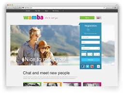Wamba   worldwide online dating  official corp site Wamba   worldwide online dating  official corp site For over    years  Mamba has owned the Global Social Dating Service  which is the biggest project of its kind on the core market in Russia and the CIS