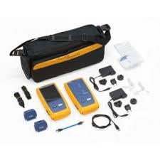 DSX-600 INTL, Fluke <b>Networks Network Cable Tester Cable Tester</b> ...