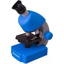 <b>Микроскоп Bresser Junior 40x-640x</b>, синий — купить в интернет ...