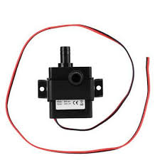 <b>Ultra Quiet DC 12V</b> 3m 240L/H Brushless Motor Submersible Pool ...