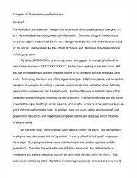 interview essay example   essays    words   studymode view image results for write interview essay example