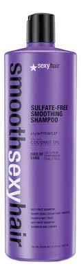 <b>Шампунь разглаживающий</b> без сульфатов Smooth Sulfate-Free ...