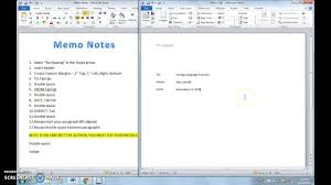 microsoft word memo notes s microsoft word memo notes s