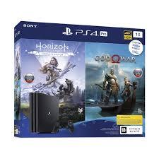 <b>Игровая консоль Sony PlayStation</b> 4 Pro 1Tб в комплекте Horizon ...