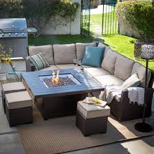 patio furniture sectional ideas: outdoor furniture sectional sofa has one of the best kind of other is comfortable outdoor patio furniture decorating ideas with beige