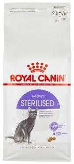 <b>Корм</b> для стерилизованных кошек <b>Royal Canin</b> 37 2 кг — купить ...