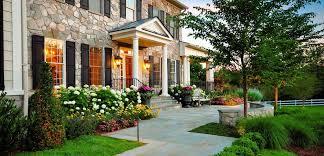 front yard landscaping houston flower beds area lighting flower bed