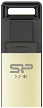 <b>Silicon Power LuxMini 720</b> 64Gb (синий) | www.gt-a.ru