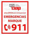 Resultado de imagen para SEGURIDAD MARQUE EL 911