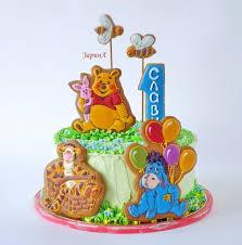 Украшение печенья, Торт и Кремовый торт