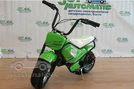 Электрический мотоцикл <b>Joy Automatic</b> Mini rocket