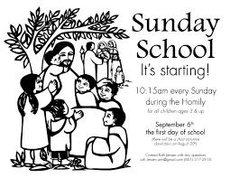 sunday school saint innocent orthodox christian church sunday school flyer 2015