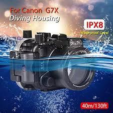 <b>Sea frogs</b> Underwater <b>Case</b> 130FT/40M Underwater <b>Camera</b> Diving ...
