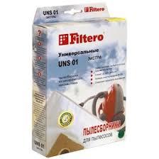 <b>Мешки</b>-<b>пылесборники Filtero UNS 01</b> (3) ЭКСТРА универсальный ...