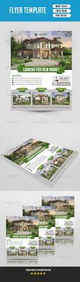 real estate flyer template v corporate design helpful hints description real estate flyer template all is layered grouped and d easy to edit font text color image and more smart object used easily you can